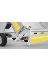 Brian James Brian James 525-4322 Cargo Tipper 2 4m x 2.05m 3500kg GVW Tri-Axle -