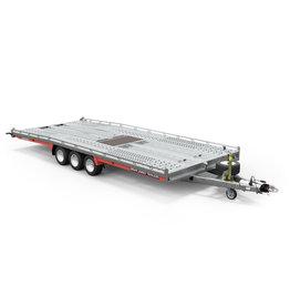 Brian James Brian James 230-6452 T6 Transporter 5.5m x 2.07m Tri-Axle 10 inch  Wheels Trailer