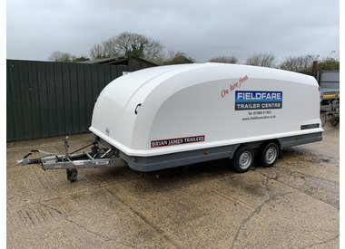 Vatable Used Trailers in Stock