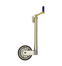 Maypole 48mm Ribbed H/Duty Jockey Wheel