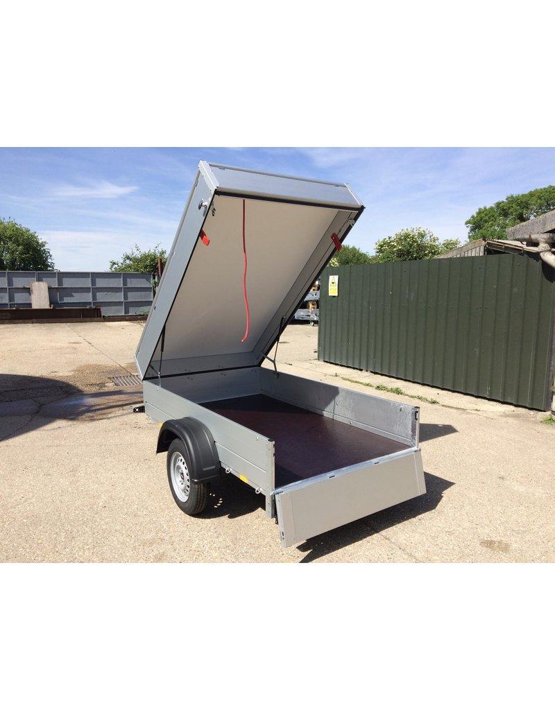 Anssems Anssems GT500 151-101HT c/w Lockable Lid, Spare Wheel & Carrier