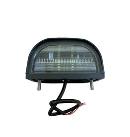 Britax LED Number Plate Lamp