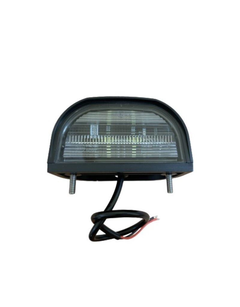 Britax LED Number Plate Lamp | Fieldfare Trailer Centre