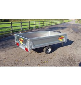 Batesons Bateson 520 Unbraked Single Axle Trailer From