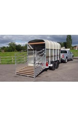 Batesons Bateson 48HB Double Axle Livestock Trailer| Fieldfare Trailer Centre