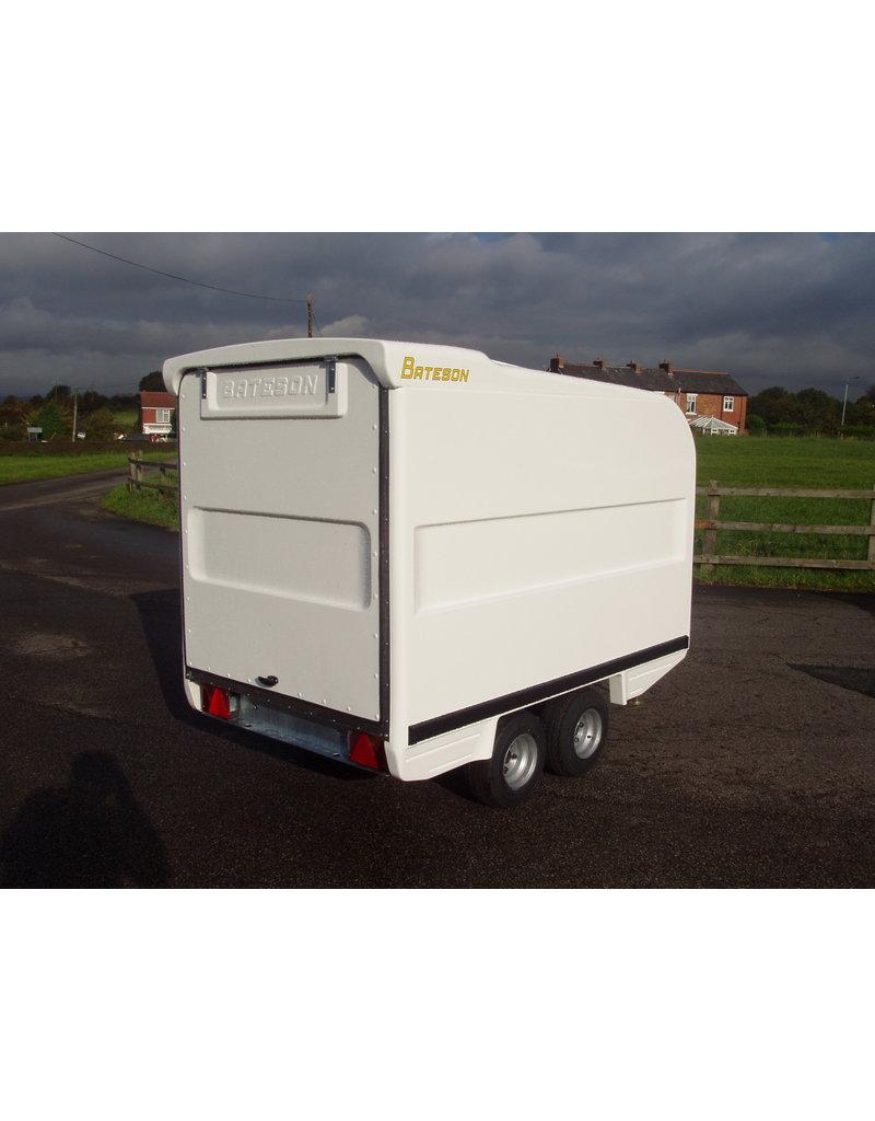 Batesons Bateson 120V Twin Axle Box Trailer