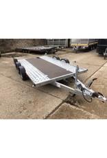 Ex Display Brian James 125-2223 A4 4m x 2m 2.4m ramps Trailer| Fieldfare Trailer Centre