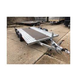 Ex Display Brian James 125-2223 A4 Transporter  4m x 2m 2.4m ramps Trailer