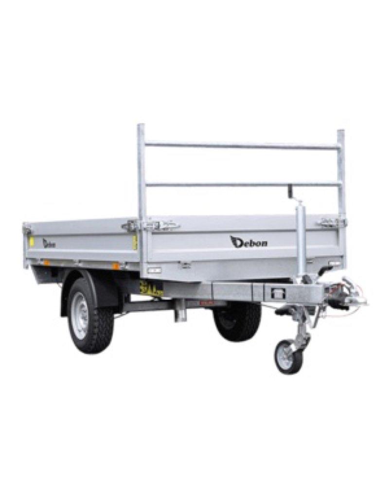 Debon Debon PWO 1500 LUX Tipper Trailer