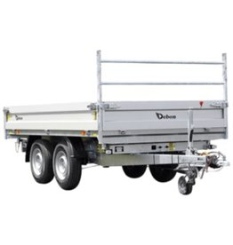 Debon Debon PW2.3 Three Way Tipper Trailer - 3m x 1.8m  2.6t GVW