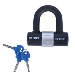 SAS HeavyDuty 14mm D Padlock