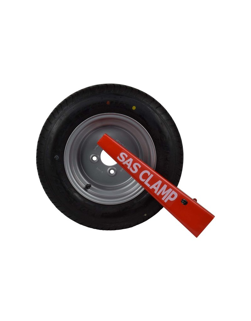 SAS HD4 Wheelclamp for Floatation tyres