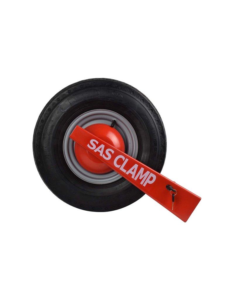 SAS Trailer Clamp in Case