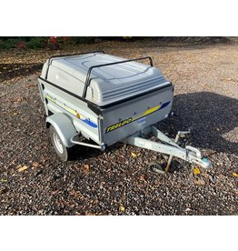 Ex Hire Trelgo Camping Trailer with Lid