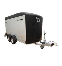 Debon Debon Roadster 500 XL Box Van Trailer- Alu Sides  2.6t GVW c/w Spare Wheel