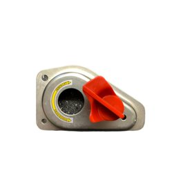 Red Free Wheel Selector for Alko Winch