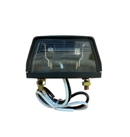 Trailer Number Plate Lamp