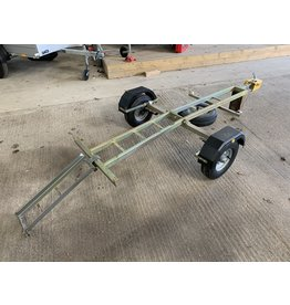Dave Cooper Used Single Motorbike Trailer