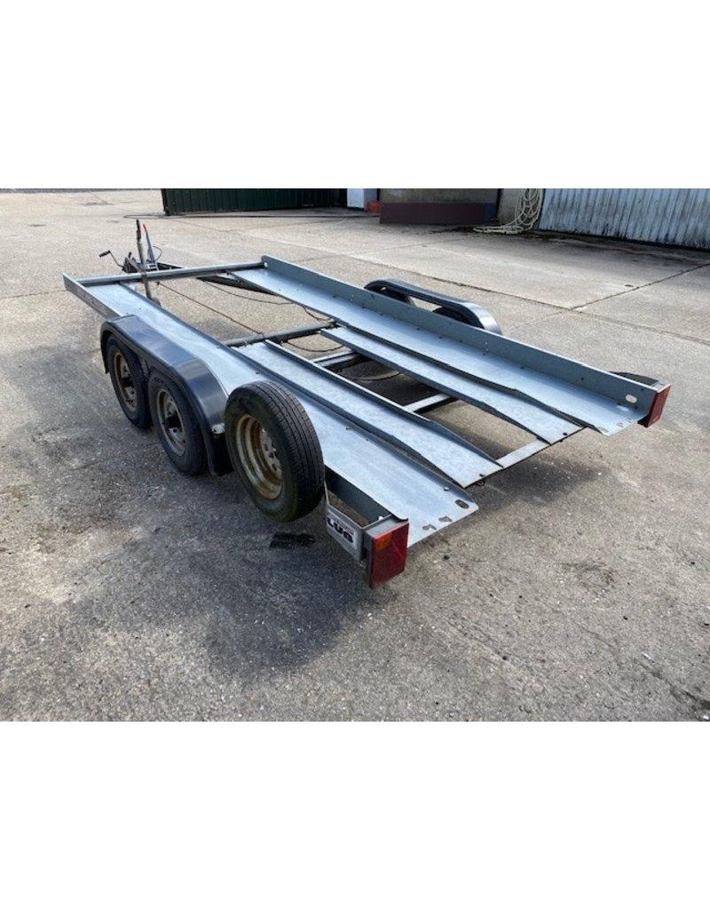 Used Brian James Club Car Trailer - 4m x 1.85m -1600kg GVW