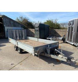 Used Bateson AT43 Auto Tilt Transporter 4.3m x 2m