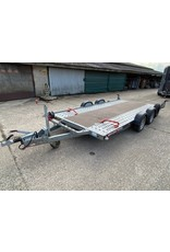 Used Brian James A4 Transporter 4.5m x 2m - 2600kg GVW