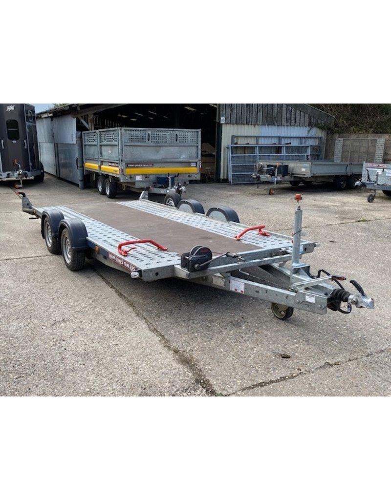 Used Brian James A4 Transporter 4.5m x 2m - 2600kg GVW