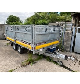 Used Brian James 3.6m Cargo Tipper 2 Trailer
