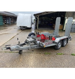 Used Brian James Digger Plant 2 Trailer