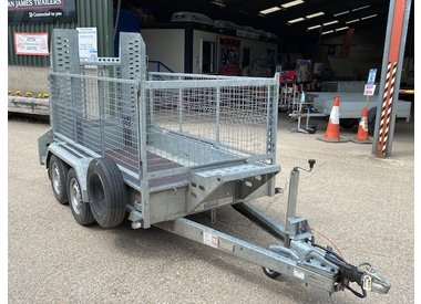 Non Vatable Used Trailers in Stock