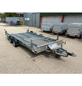 Used Ifor Williams CT136HD Car Transporter Trailer