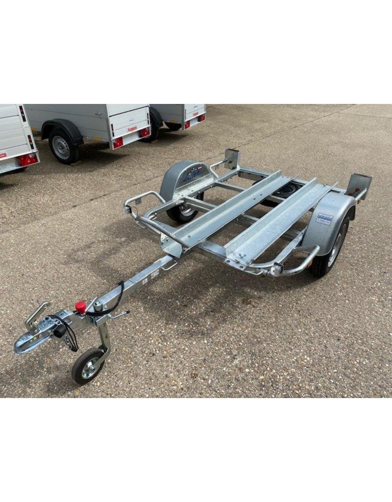 Lider Lider H/D Single Motorbike Trailer - 750kg GVW