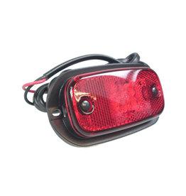 Lamp12/24v Red Led Rear Marker