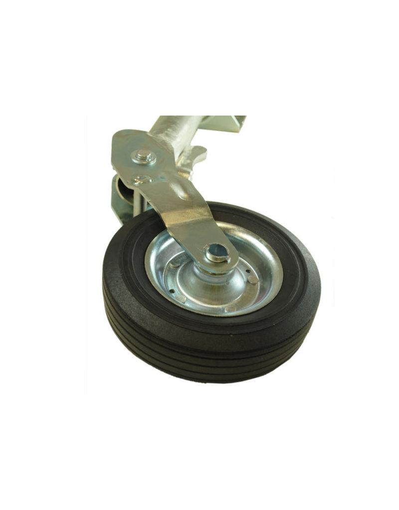 60mm 300Kg Auto Fold Jockey Wheel