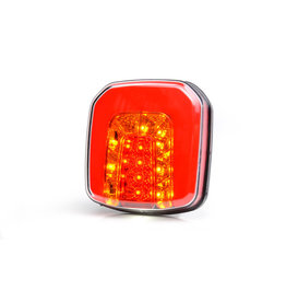 12-24V Square LED Rear Combination Lamp