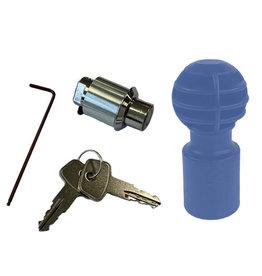 Replacement Barrel Lock Set & Plastic Security Ball For ALKO Ak301/351 Couplings