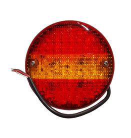 LED Round Hamburger Lamp 10-30V 140mm