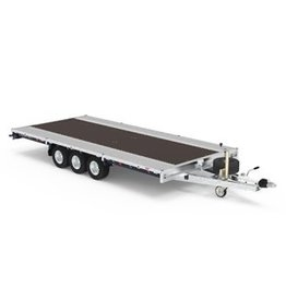 """Brian James Brian James 475-5452 Cargo Connect 5m x 2.1m Tri-Axle 10"""" Wheels"""