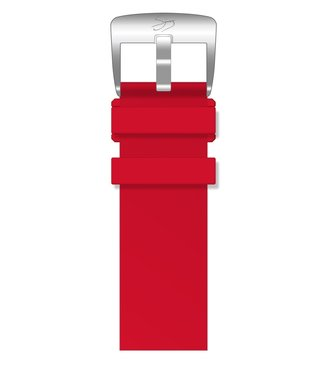 SYMONS & PANCHENKO Strap Master Silver Series Hot Red