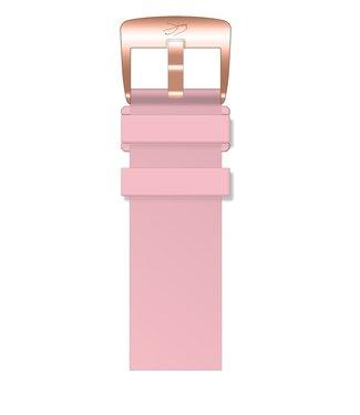 SYMONS & PANCHENKO Strap Master Rose Gold Series Pink Rose