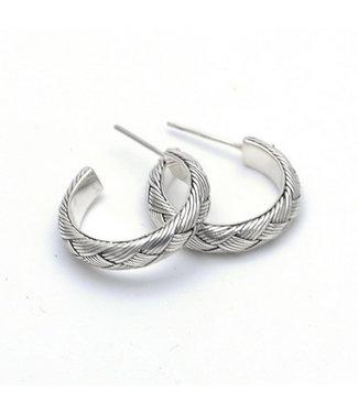 Symons & Panchenko La Tresse Earrings - Jenn