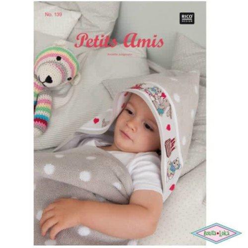 Rico Rico borduurboek petits amis 139