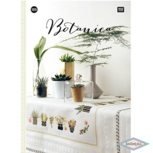 Rico Rico Borduurboekje botanic 155