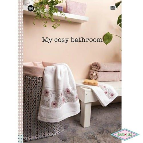 Rico Rico Borduurboekje My cosy bathroom 161