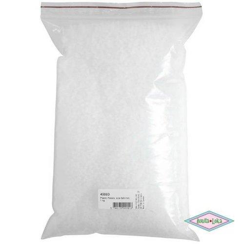 Granulaat vulling plastic 1kg