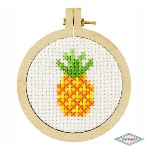 DMC Stitchonomy Ananas S