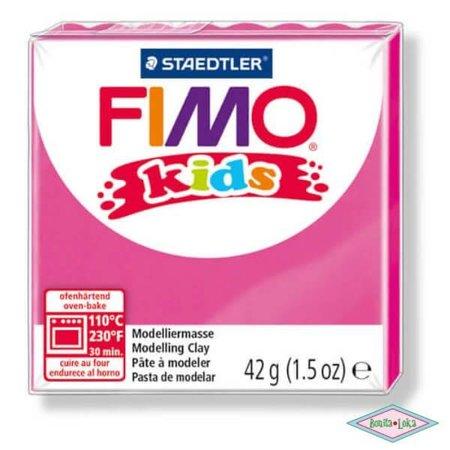 Fimo kids 42g  fuchsia