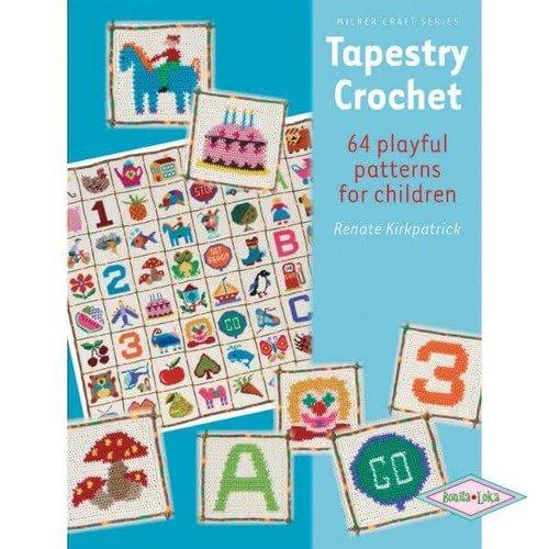 Boek Tapestry Crochet