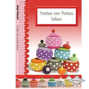 Dotten van potten  haken Anja Toonen