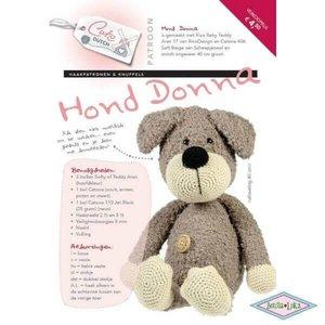 Cute Dutch hond Donna