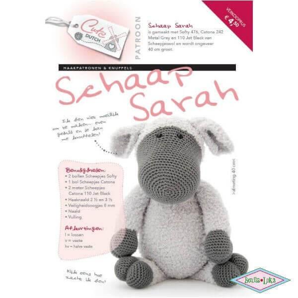 Cute Dutch schaap Sarah